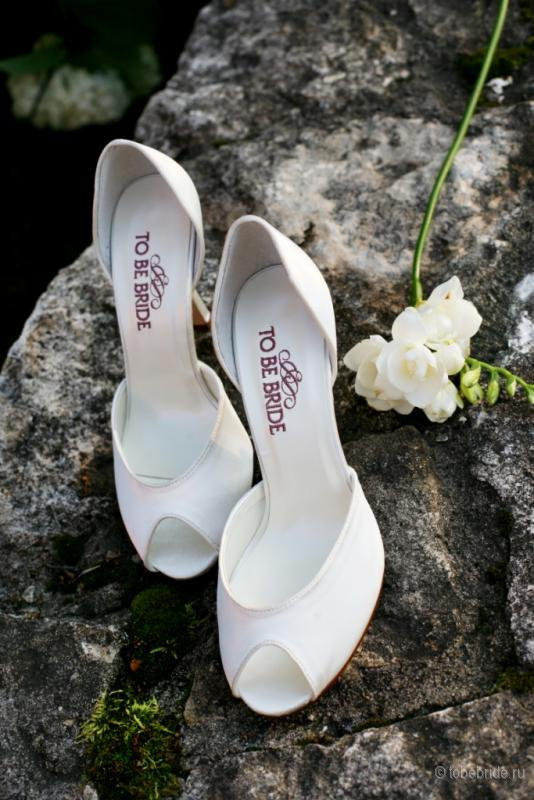 Качественные свадебные туфли